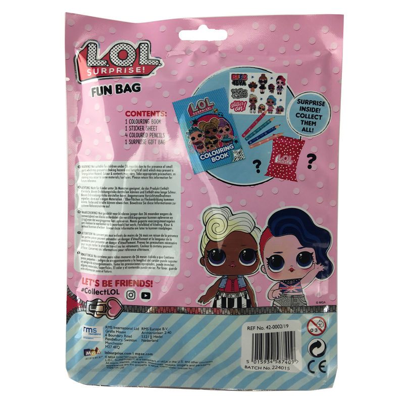 1 L.O.L. Surprise Fun bag
