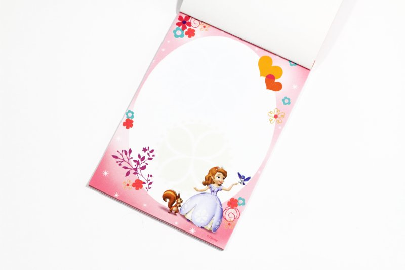 Notes A6 Disney Junior Sofie