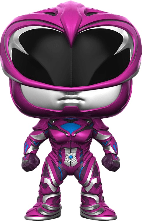 1 Figurka POP Power Rangers Pink Ranger
