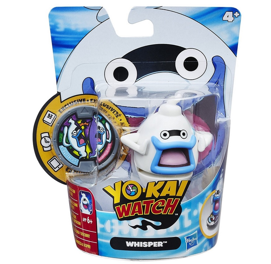 1 Figurka Hasbro Yo-kai Watch Whisper